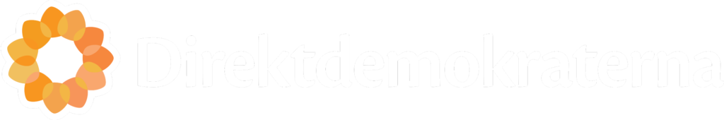 Direktdemokraterna 2020 Logo
